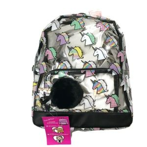Luv Betsey by Betsey Johnson Unicorn Backpack